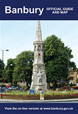 banbury official guide front cover