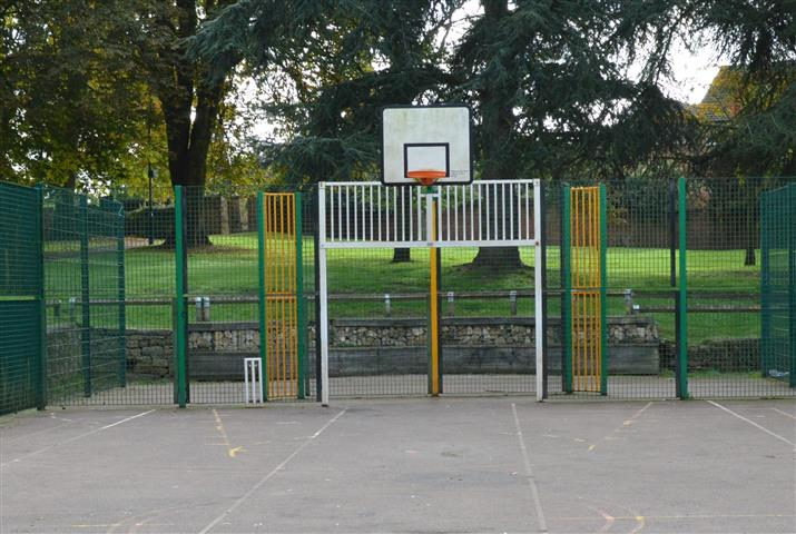 People's Park Multi games muga