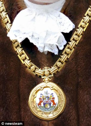 mayors chain
